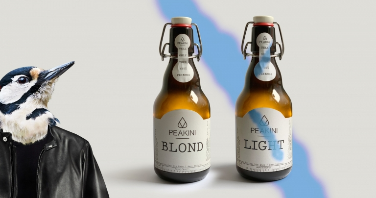 Peakini Blond Light Bier
